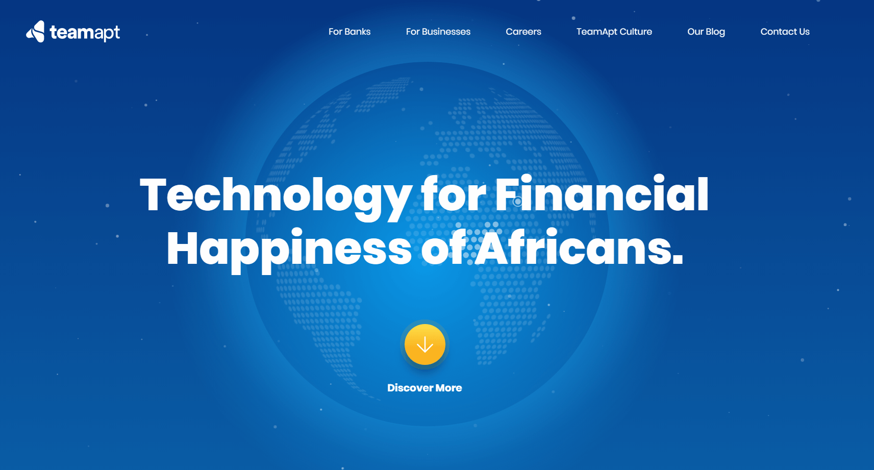 TeamApt Secures Highest Level of License Awarded to any Fintech by Nigeria's CBNNigeria's budding fintech startup, TeamApt have just announced that it has been awarded a switching license by the Central Bank of Nigeria, CBN.