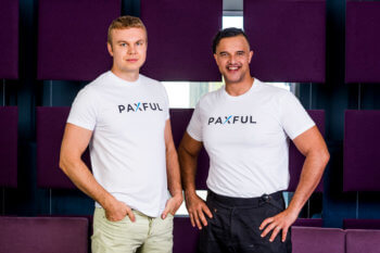 Artur Schabak & Ray Youssef - Co Founders of Paxful.