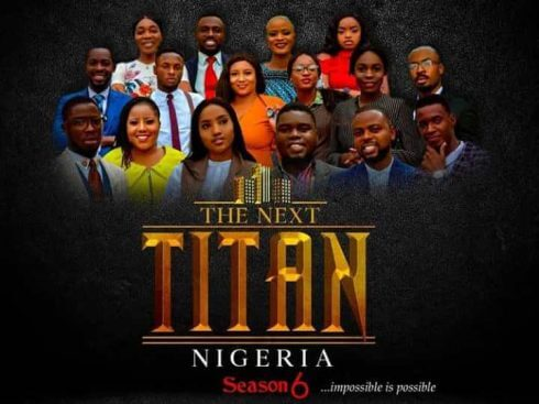 The Next Titan Logo image Credit: Daily Trust