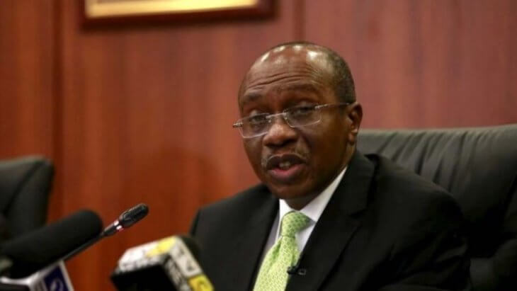 CBN will give grant to Selected Pharmaceutical Firms