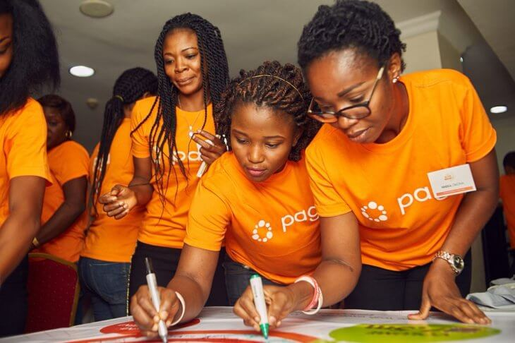 How to go cashless with Paga