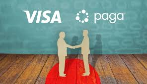 Paga Announces a Partnership with Visa